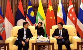 Burmese envoy seeks to further cooperation in Guangxi