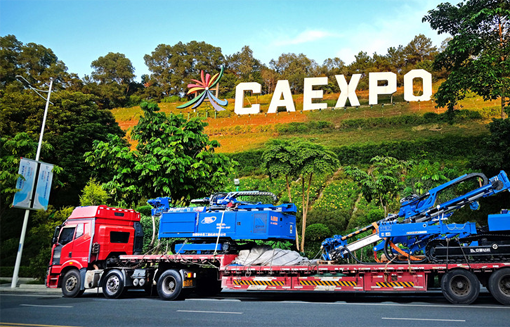 Nanning gears up for upcoming 18th CAEXPO