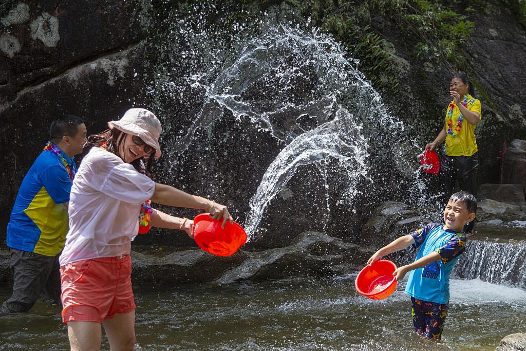Liuxi River National Forest Park