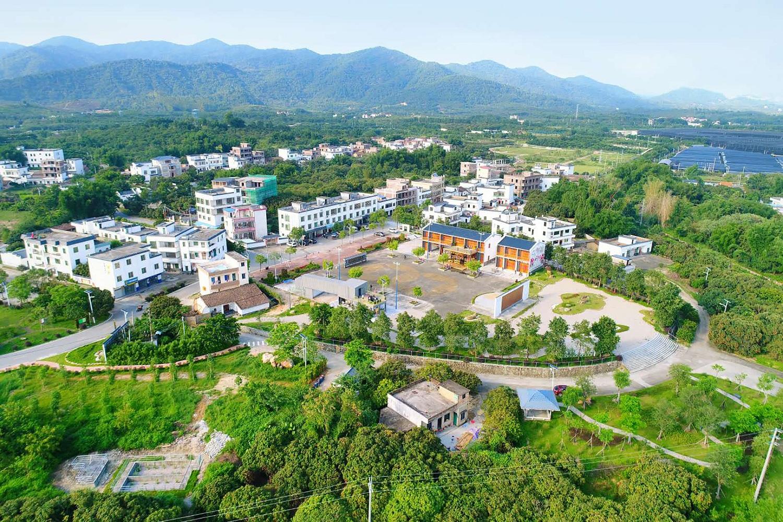Xihe Town of Chengjiao Subdistrict