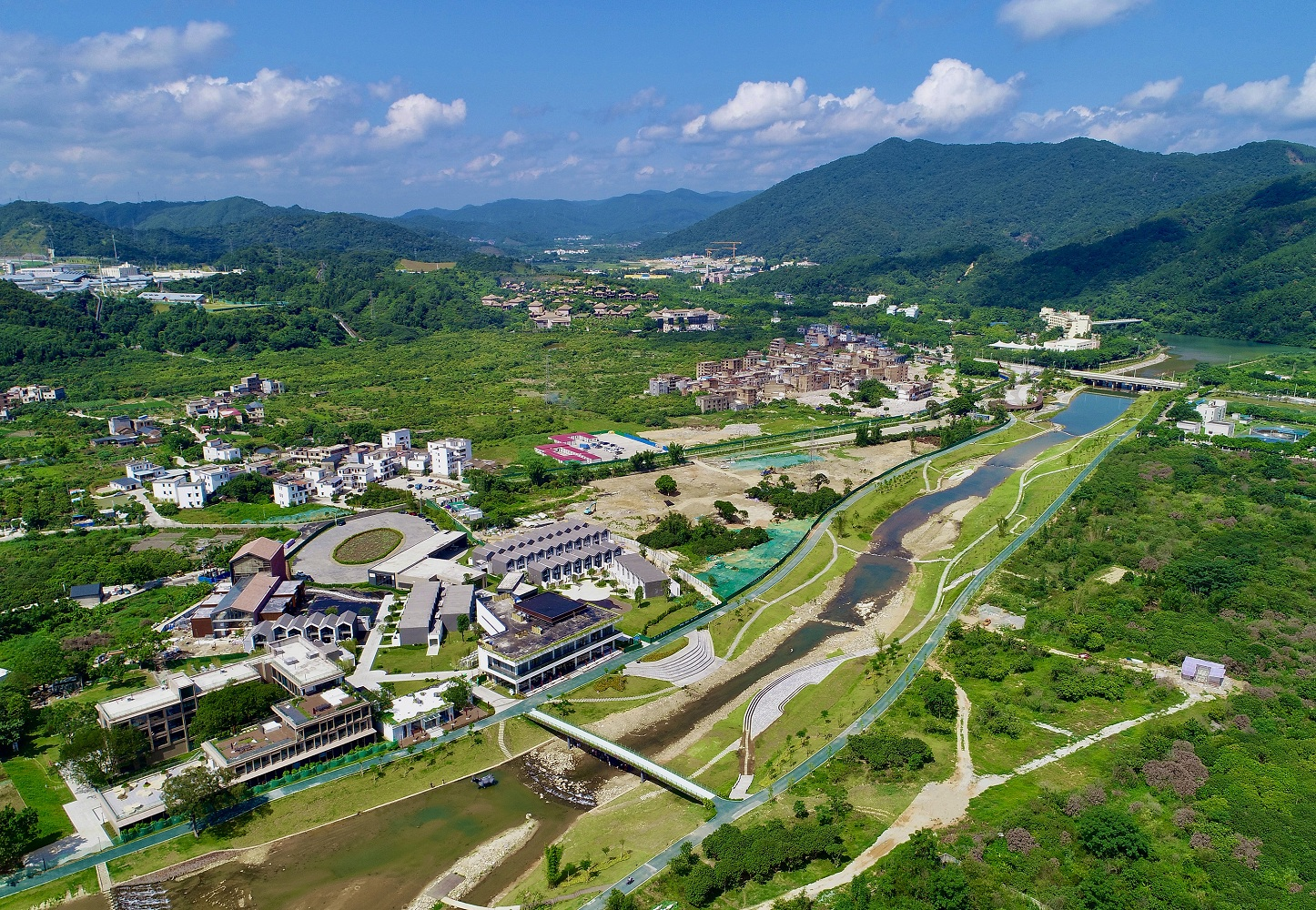Introduction to Conghua's rural revitalization