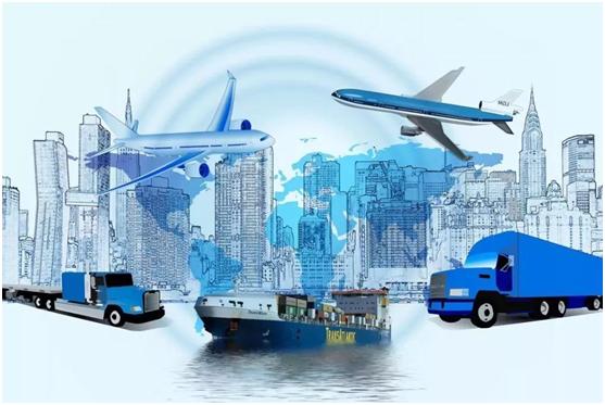 Modern intelligent logistics industrial base