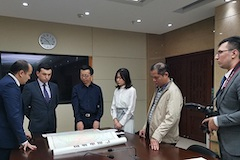 Guangzhou, Tashkent to boost cooperation in city planning