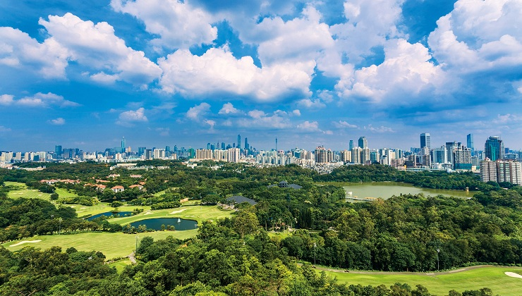 Guangzhou to be pilot city in sustainable urban cooling project