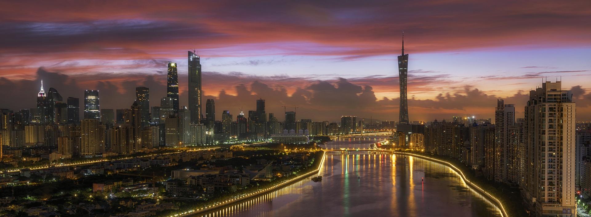 GDP of China's Guangzhou tops 2.5 trln yuan in 2020
