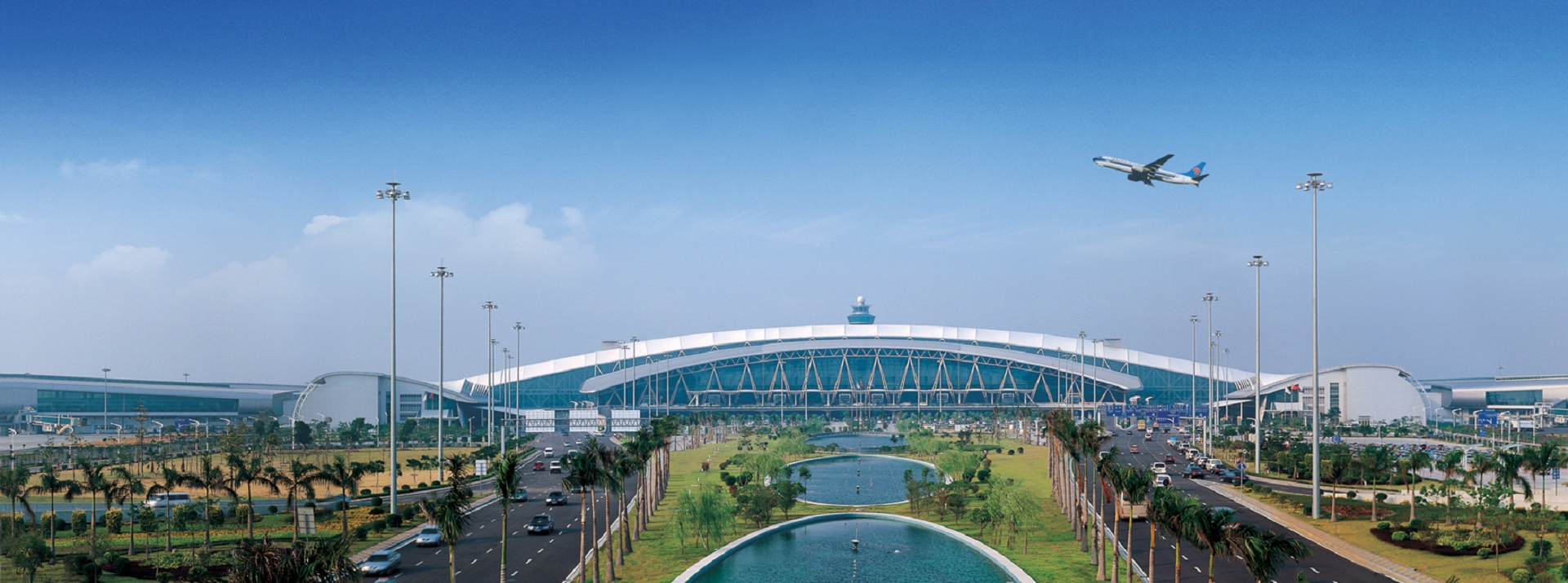 Guangzhou Airport, others recognized for quality