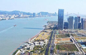 Lingshan Island wins Asian award for waterfront landscape