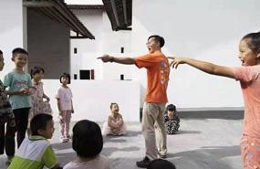 Hip-hop action livens up rural Guangdong