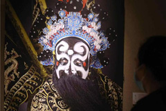 Photo exhibit on makeup styles now at Cantonese Opera Art Museum till Sept 30