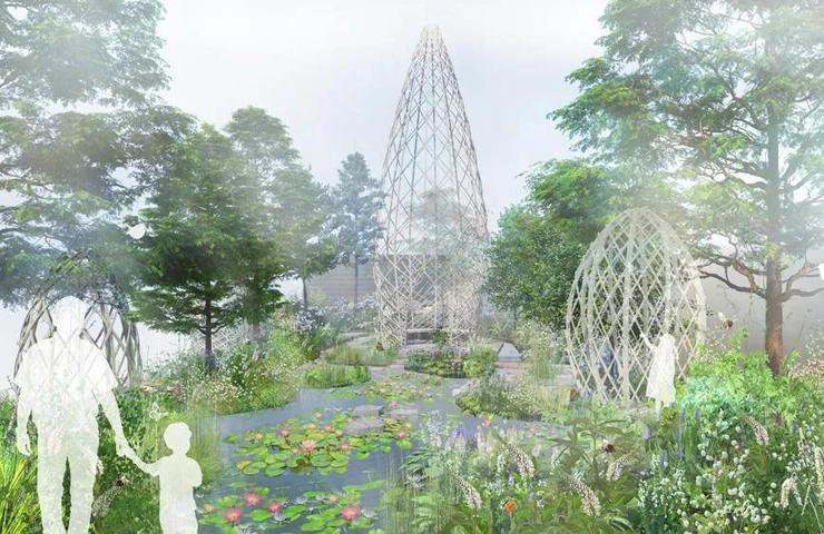 Guangzhou Garden opens at Chelsea Flower Show