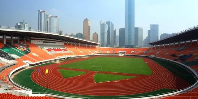 Tianhe Sports Center in Guangzhou