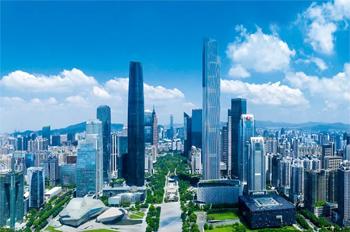 Tianhe CBD office buildings win regional honors