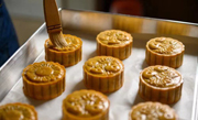 Traditional Guangzhou snacks for Mid-Autumn Festival