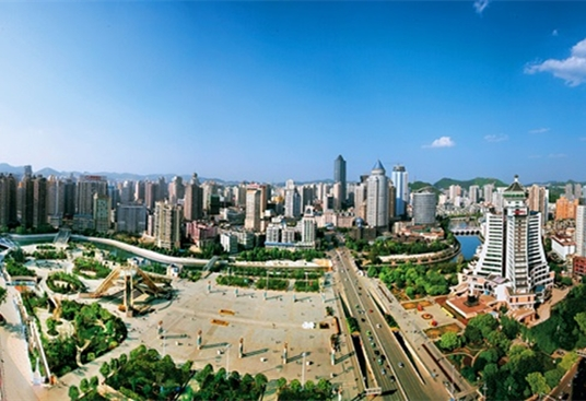 Baiyun new-energy project put into production