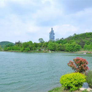Guanshanhu district makes China's 'Top 100 Ecological Counties' list
