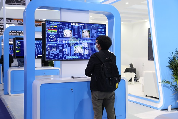 Big Data Expo in panoramic videos