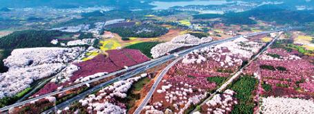 Guiyang villages reaping benefits of efforts