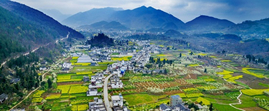 Wangmo county, Nayong county, Ziyun Miao and Bouyei autonomous county, Weining Li, Hui and Miao autonomous county, Hezhang county, Yanhe Tujia autonomous county, Rongjiang county, Congjiang county and Qinglong county shook off poverty.