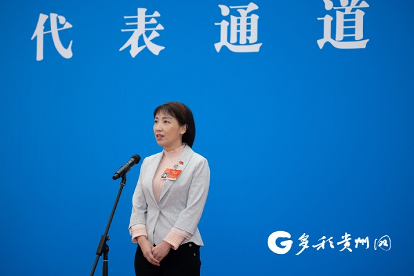 NPC deputy shares Guizhou's medical achievements at two sessions