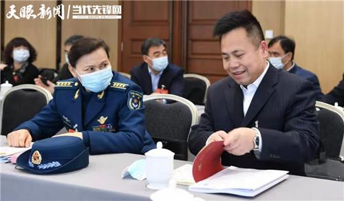 Huang Bangquan: Xingren needs a reservoir to ensure water supply
