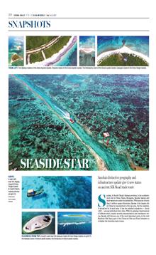 Seaside star