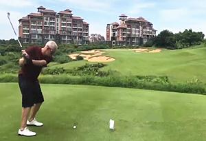 Golf in Hainan