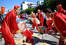 Fishermen attend traditional ritual in Hainan