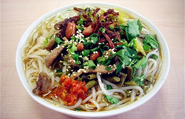Lingshui Pickled Noodles