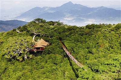 Yalong Bay Tropical Paradise Forest Park (Sanya)