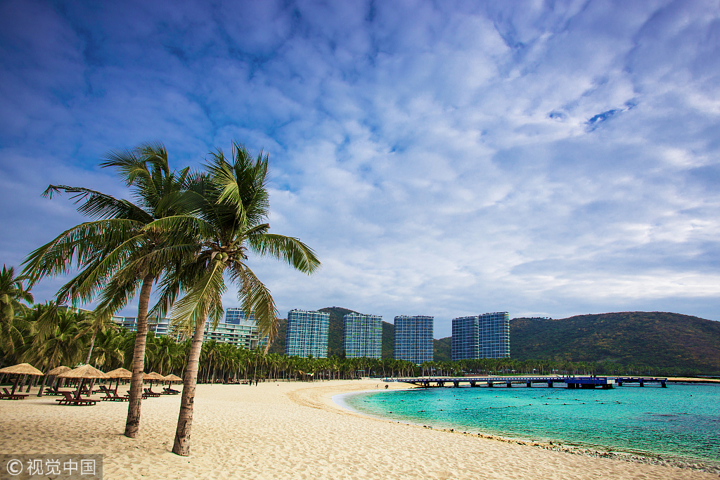 China to build Hainan into globally influential tourism and consumption destination by 2035