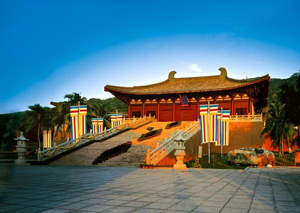 Nanshan Cultural Tourism Area (Sanya)