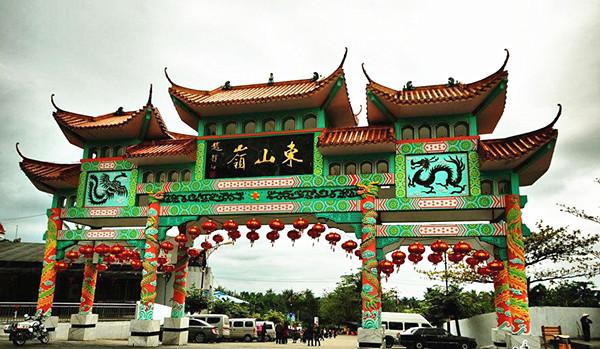 Dongshan Mountain (Wanning)