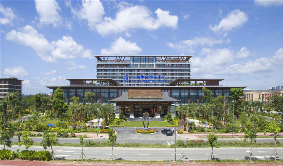 Boao Yiling Life Care Center