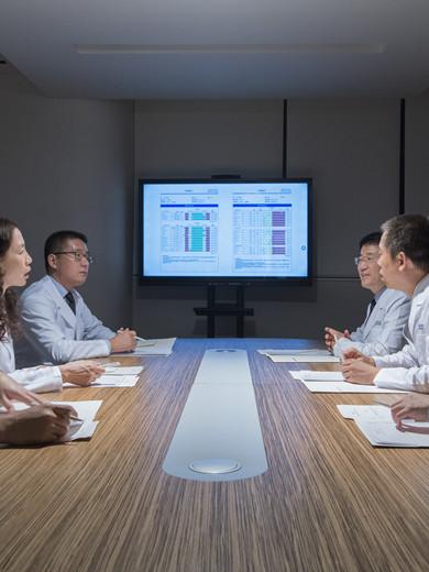 Expert team consultation