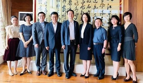Bristol-Myers Squibb, Boao Lecheng discuss further cooperation