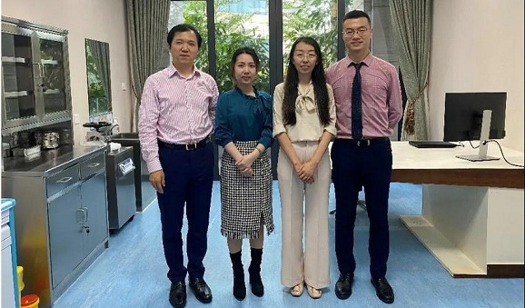 Saint Lucia locates its first clinic in Lecheng