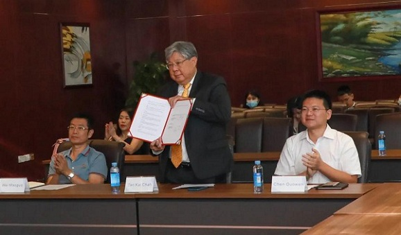 KCL hospital to build its first Asian independent liver center in Lecheng