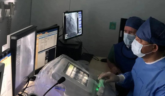 Siemens surgical robot to enter Chinese market soon