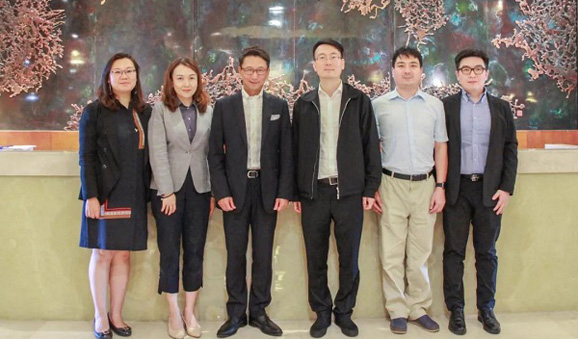 Lecheng looks forward to more cooperation with Japanese pharmaceuticals