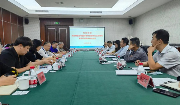 Lecheng delegation visits Shandong to attract more resources