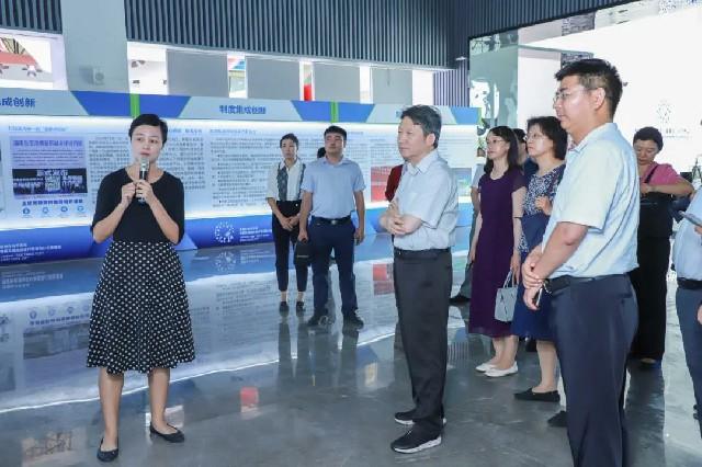 国務院発展研究センターが楽城先行区で自由貿易港一周年の調査評価を実施