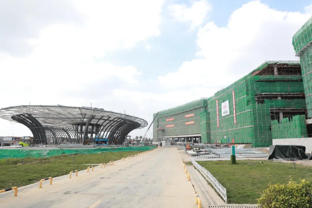 楽城先行区のプロジェクト建設を加速
