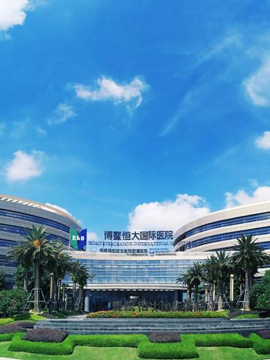 Панорамный вид на больницу
