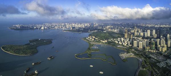 Правительство Китая опубликовало генеральный план политики о развитии порта свободной торговли Хайнань