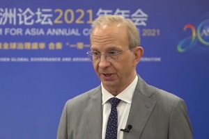 Merck China head says country is 'innovator'