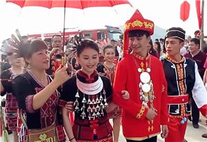 Li matrimony amidst the Kapoks
