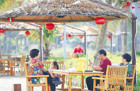 Hainan tourist attractions suitable for senior residents