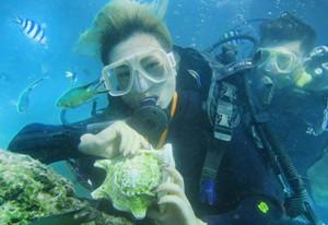West Island Marine Culture Tourism Zone (Sanya)