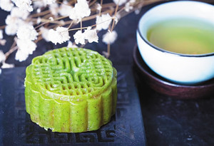 Hainan-style mooncakes
