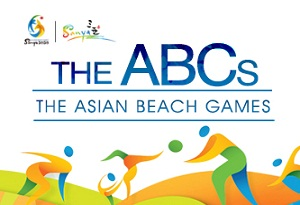 The ABCs of Asian Beach Games